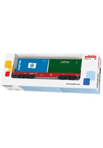 Märklin Güterwagen »Märklin Start up, Containerwagen DB AG« kaufen