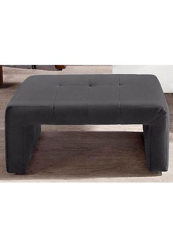 exxpo  -  sofa fashion Polsterhocker kaufen
