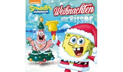 Musik-CD »Weihnachten unter Wasser / SpongeBob Schwammkopf« kaufen