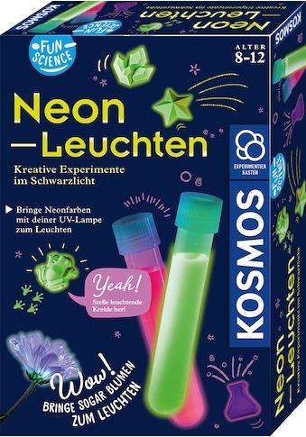 Kosmos Experimentierkasten »Fun Science – Coole Neonleuchten« kaufen