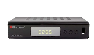 Opticum Red Terra HD265 FTA DVB - T2 Receiver kaufen