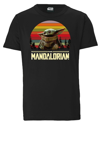 LOGOSHIRT T-Shirt »Star Wars – Baby Yoda«, mit lizenziertem Print kaufen