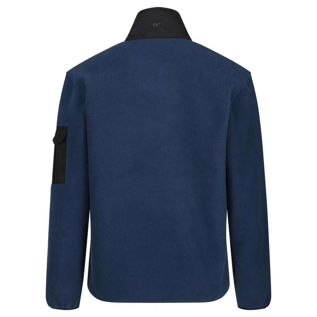Regatta Fleecepullover »Herren Fleece-Pullover Cormac mit Knopfleiste«