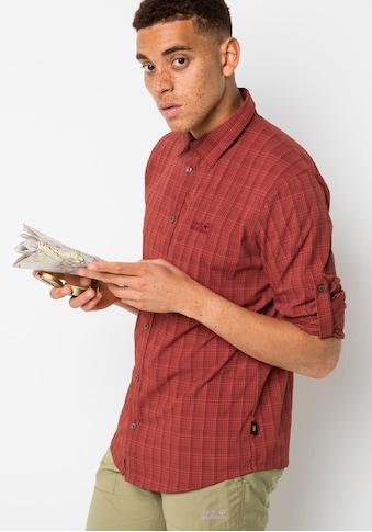 Jack Wolfskin Outdoorhemd »RAYS FLEX SHIRT M« kaufen