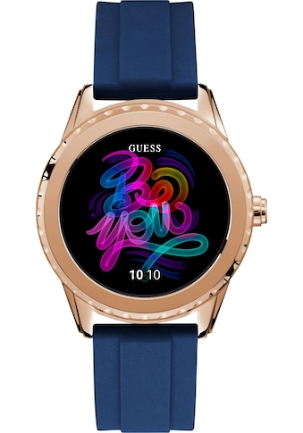 GUESS CONNECT CASSIDY, C1002M2 Smartwatch (Android Wear) kaufen