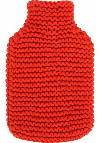 Fashy Wärmflasche »67350 34«, mit Strickbezug kaufen