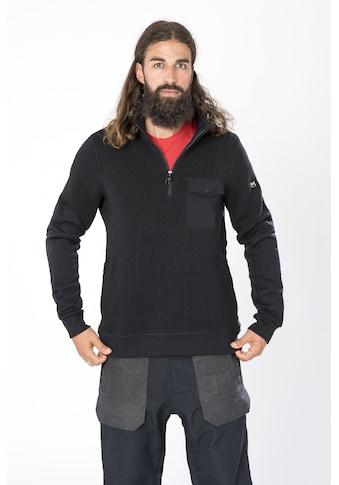 SUPER.NATURAL Sweatshirt »M COMPOUND QUARTER« kaufen