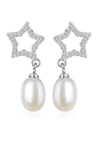 AILORIA Paar Ohrhänger »MIZUKI Ohrringe«, mit Süßwasserzuchtperlen kaufen