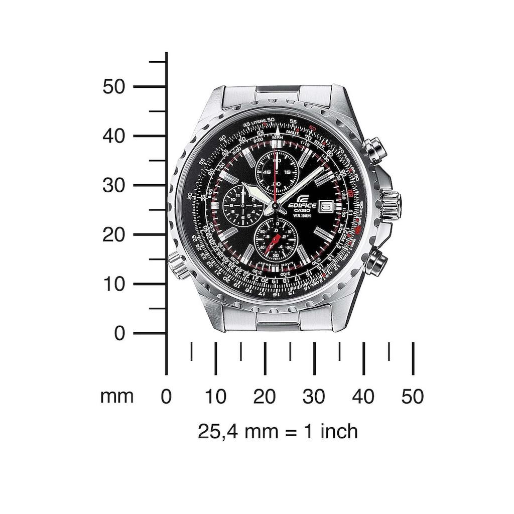 CASIO EDIFICE Chronograph »EF-527D-1AVEF«, NEO-Display