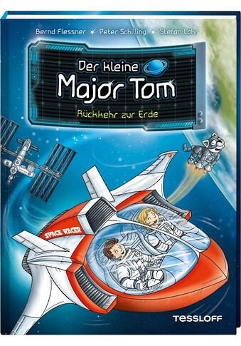 Buch »Der kleine Major Tom. Band 2: Rückkehr zur Erde / Bernd Flessner, Stefan Lohr,... kaufen