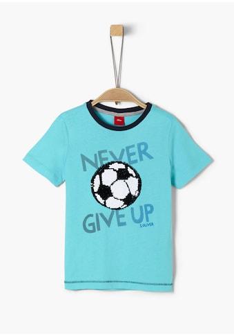 s.Oliver Jerseyshirt_für Jungen kaufen