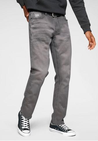H.I.S Straight-Jeans »DIX«, Nachhaltige, wassersparende Produktion durch OZON WASH kaufen