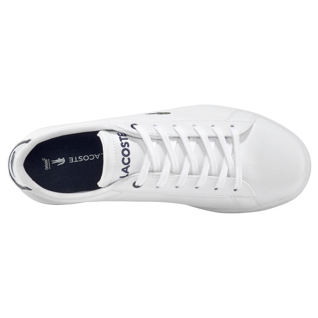 Lacoste Sneaker »CARNABY EVO BL 1 SUJ«