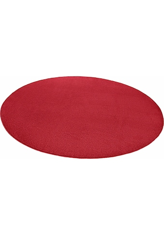 HANSE Home Teppich »Fancy«, rund, 7 mm Höhe, Kurzflor, gekettelt, Wohnzimmer kaufen