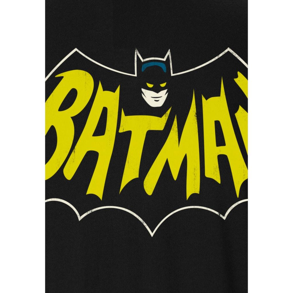 LOGOSHIRT T-Shirt mit coolem Superhelden-Logo