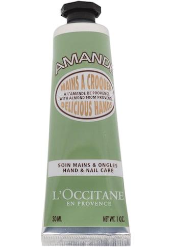 """L'OCCITANE Handcreme """"Amande Mains de Velours"""" kaufen"""