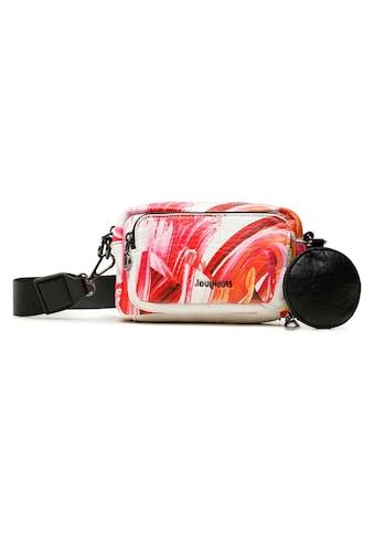 Desigual Umhängetasche, mit kleiner, abnehmbarer Reißverschluss-Tasche kaufen
