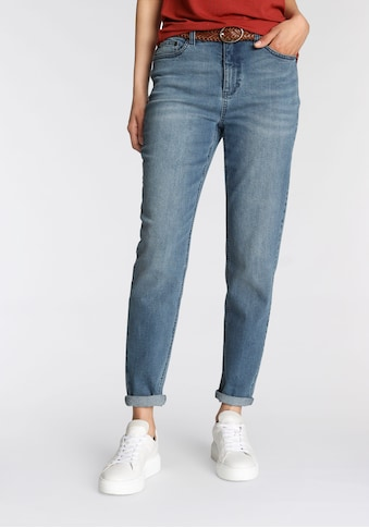 Tamaris Mom-Jeans, im 5-Pocket Style - NEUE KOLLEKTION kaufen