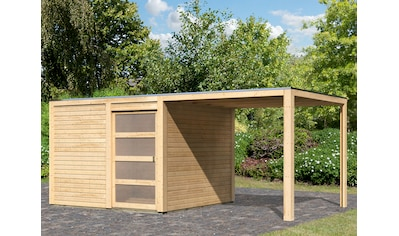 Karibu Gartenhaus »Qubic 2« kaufen