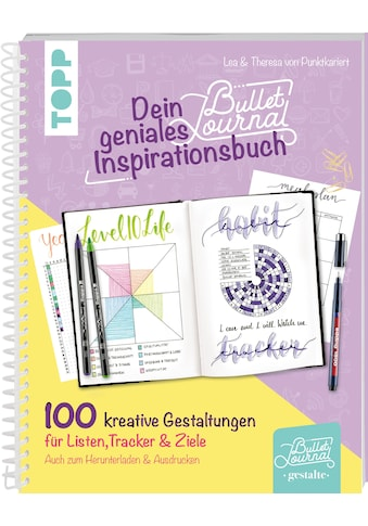 Buch »Dein geniales Bullet-Journal-Inspirationsbuch / Lea Giltjes, Theresa Taller« kaufen