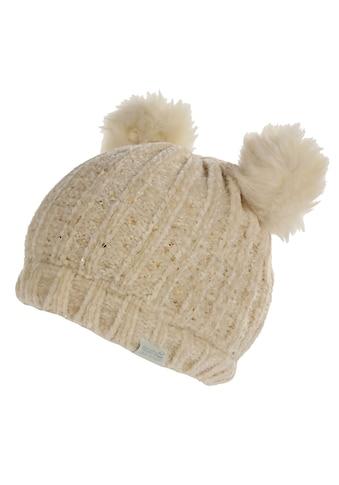 Regatta Strickmütze »Mädchen Hedy Lux II Pailletten Wintermütze« kaufen