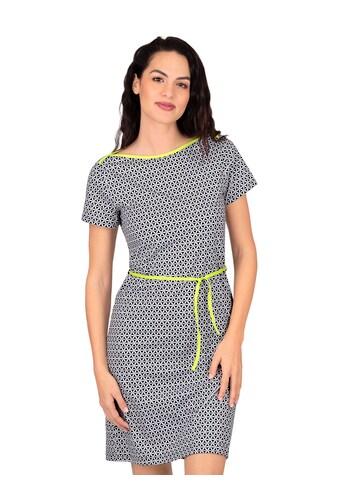 Trigema Shirtkleid, mit Retro-Muster kaufen