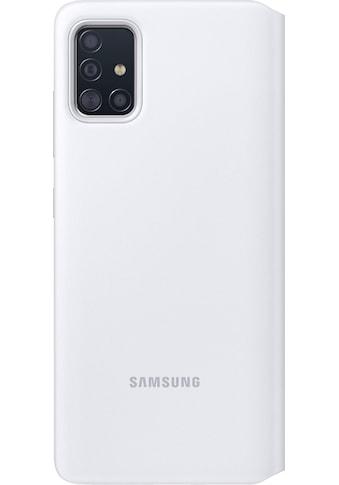 Samsung Smartphone-Hülle »EF-EA515 S View Wallet Cover für Galaxy A51«, Galaxy A51 kaufen