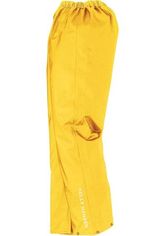 Helly Hansen Regenhose »HH Voss«, mit dehnbarem Bund kaufen