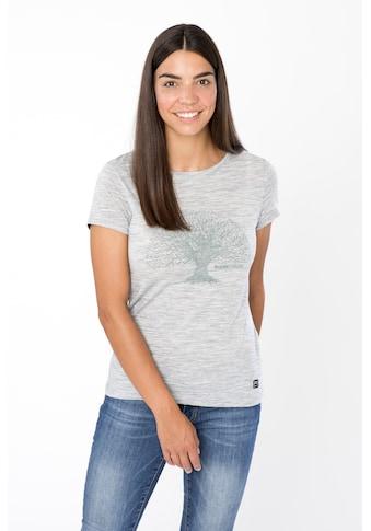 SUPER.NATURAL T - Shirt »W YOGA TREE TEE« kaufen