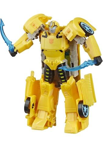 Hasbro Actionfigur »Actionfigur, »Transformers Cyberverse Ultra-Klasse Bumblebee«« kaufen