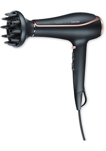 BEURER Haartrockner »HC 80«, 2200 W, 2 Aufsätze kaufen