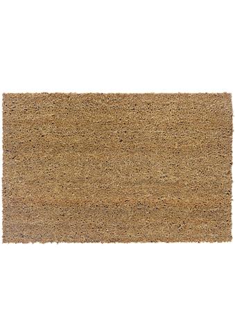 Fußmatte, »Kokosvelours 103«, ASTRA, rechteckig, Höhe 24 mm, Naturprodukt kaufen