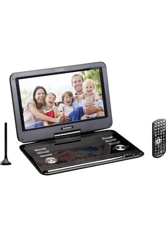 Lenco »DVP - 1273 12Zoll mit DVB - T2« Portabler DVD - Player kaufen