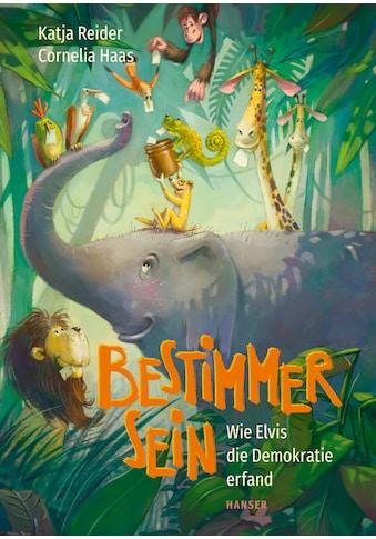 Buch »Bestimmer sein / Katja Reider, Cornelia Haas« kaufen