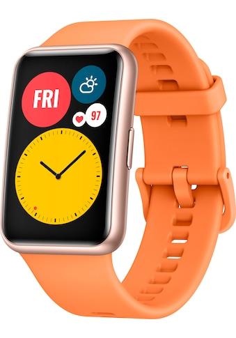 Huawei Watch Fit Smartwatch (4,17 cm / 1,64 Zoll) kaufen