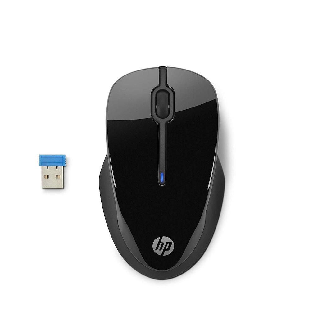 HP Maus »Kabelloser Komfort«, RF Wireless, Wireless-Maus 220