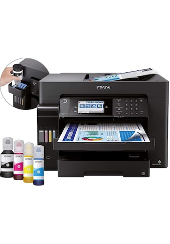Epson »EcoTank ET - 16650« Multifunktionsdrucker (LAN (Ethernet),WLAN (Wi - Fi)) kaufen