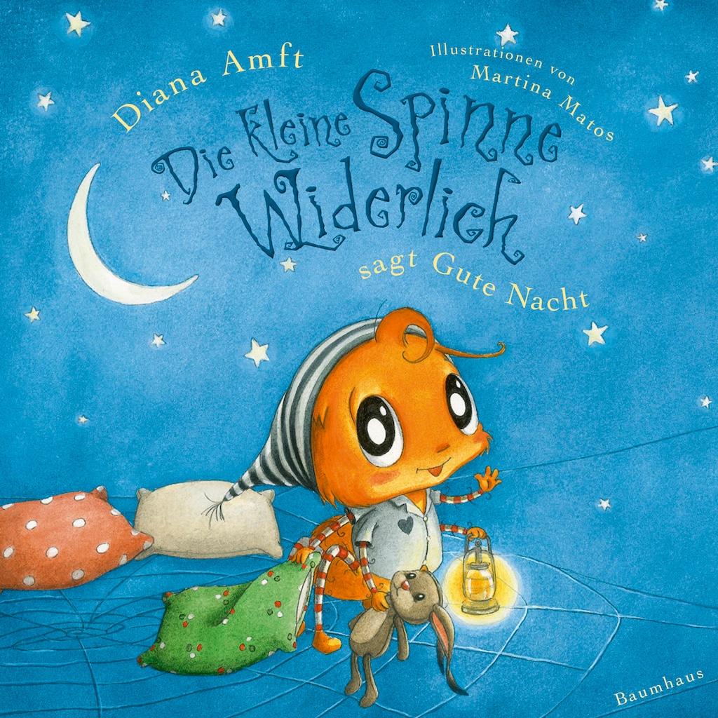 Buch »Die kleine Spinne Widerlich sagt Gute Nacht (Pappbilderbuch) / Diana Amft, Martina Matos«