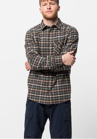 Jack Wolfskin Flanellhemd »FRASER ISLAND SHIRT« kaufen