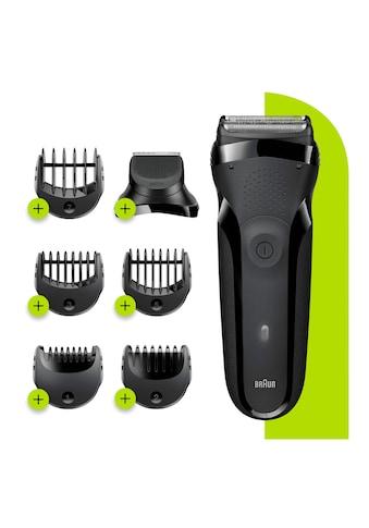 Braun Elektrorasierer »Series 3 Shave&Style 300BT« kaufen