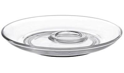 LEONARDO Untertasse »SENSO«, (Set), Glas, Ø 14 cm kaufen