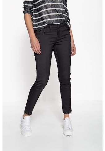 ATT Jeans Stretch-Hose »Leoni«, im feinen Streifen-Look kaufen