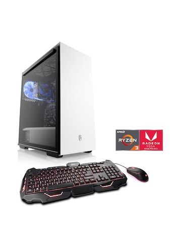 CSL Gaming-PC »Levitas T8413 Windows 10 Home«, AMD Ryzen 3 3200G | Vega 8 | 16 GB RAM... kaufen