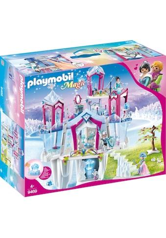 "Playmobil® Konstruktions - Spielset ""Funkelnder Kristallpalast (9469), Magic"", Kunststoff kaufen"