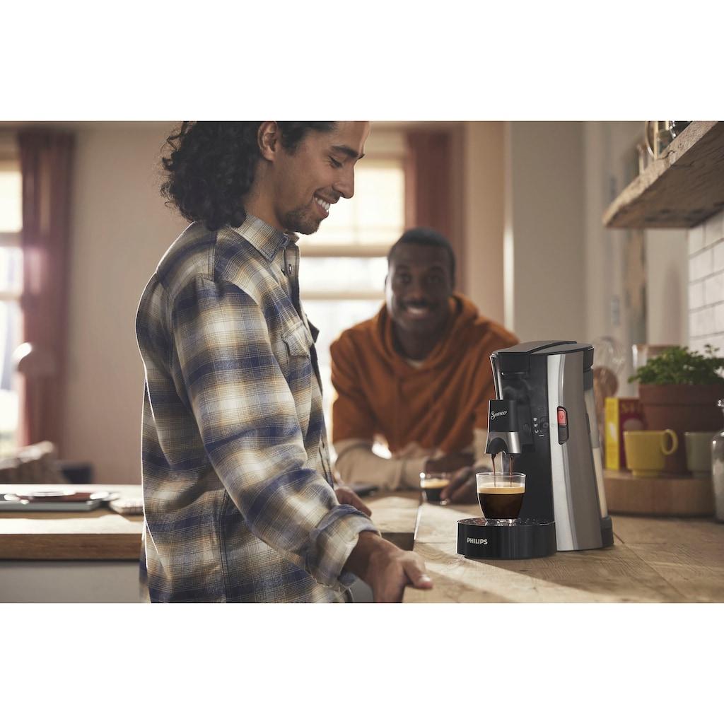 Senseo Kaffeepadmaschine »SENSEO® Select CSA250/10«, inkl. Gratis-Zugaben im Wert von € 14,- UVP