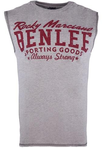 Benlee Rocky Marciano Muskelshirt mit sportivem Print »LASTARZA« kaufen