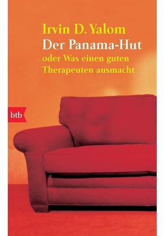 Buch »Der Panama-Hut / Irvin D. Yalom, Almuth Carstens« kaufen