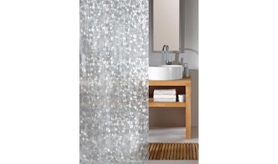 KLEINE WOLKE Duschvorhang »Cristal«, 180 cm Breite kaufen