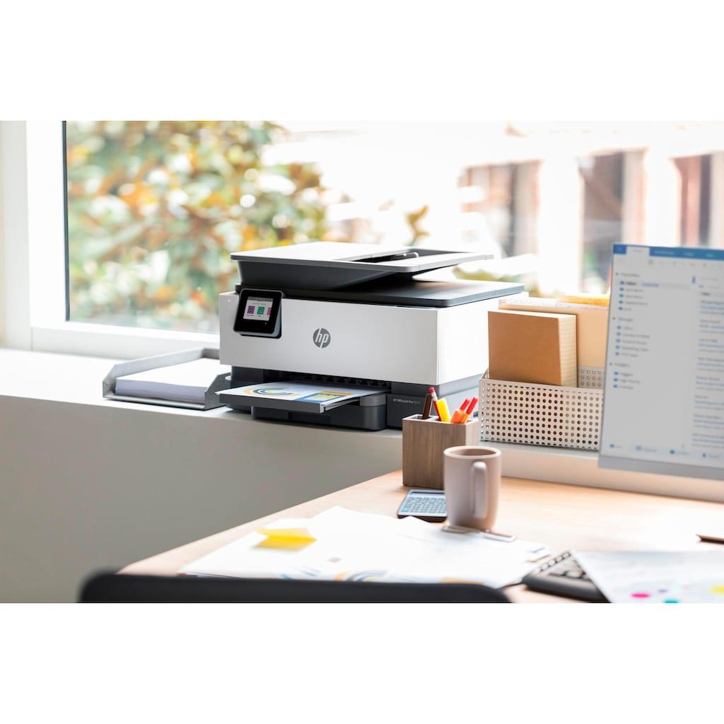 HP Multifunktionsdrucker »OfficeJet Pro 9019 AiO«