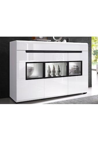 TRENDMANUFAKTUR Sideboard »Hektor«, Breite 136 cm kaufen